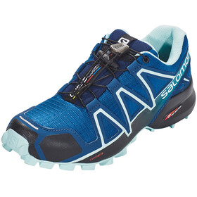 Salomon Speedcross 4 Running Shoes Women blue